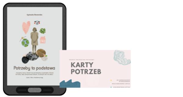 Zestaw e-book + Karty potrzeb